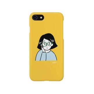 GWちゃん Smartphone cases