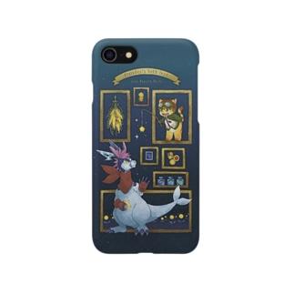 イエローギャラリー・ケース Smartphone cases