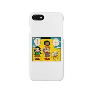 アシタモの冒険少女「オーキードーキー」 Smartphone Case