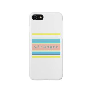 stranger Smartphone cases