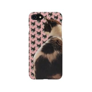 すぬーうし桃 Smartphone cases