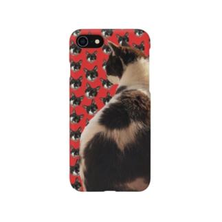 すぬーうし Smartphone cases