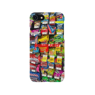 Snacks Collection Smartphone cases