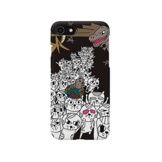ペンネコッコ(古代生物調査隊) Smartphone cases