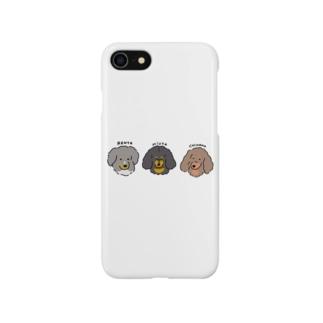 みうた&れんた&ちはな Smartphone cases