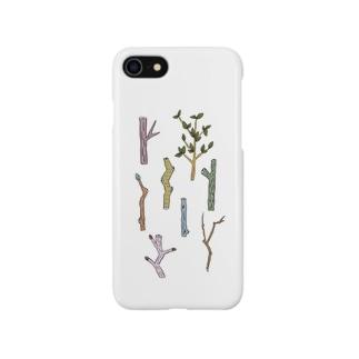 ayushopの小枝 Smartphone cases