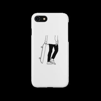 neko22のBOY Smartphone cases