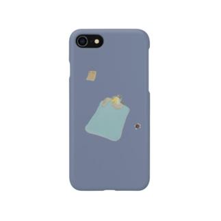 オイラと入れ替わったご主人の夜 Smartphone cases