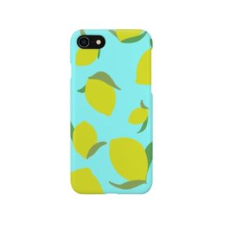 レモン!レモン!レモン! Smartphone cases