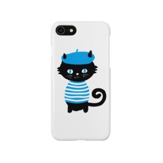 バタにゃん Smartphone cases