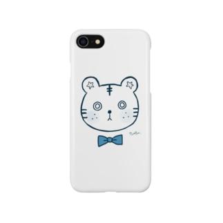 トラくん Smartphone cases