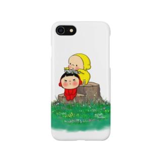花冠B Smartphone cases