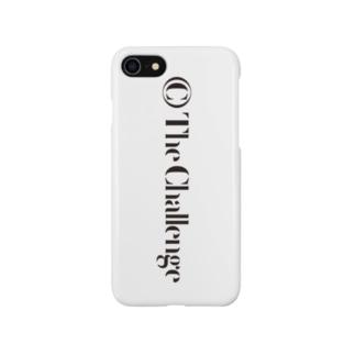 ザ・チャレンジ クラシックロゴ iPhoneケース Smartphone cases