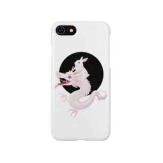 兎と龍 Smartphone cases