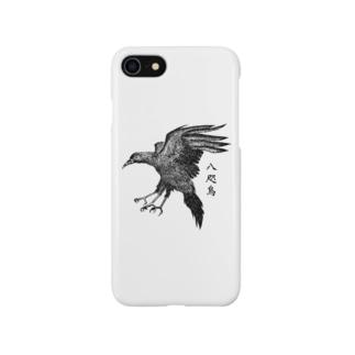 ヤタガラス Smartphone cases