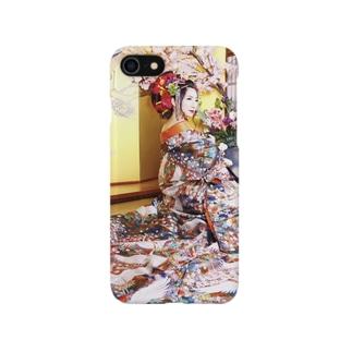 花魁あすてぃ1 Smartphone cases