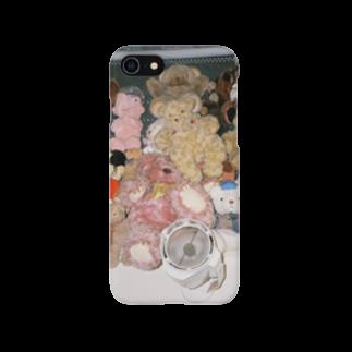 坂井 花のぬいぐるみの供養 Smartphone cases