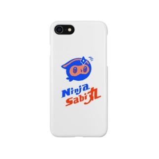 NinjaSabi丸 Smartphone cases