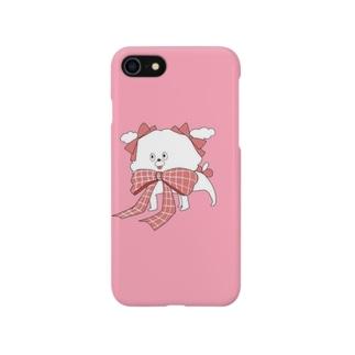 わんこプレゼンツ Smartphone cases