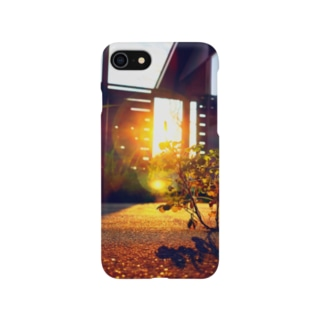 黒ふぉとスマホケースVer.1 Smartphone cases