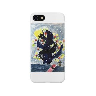 オマージュ[モチモチの木] Smartphone cases