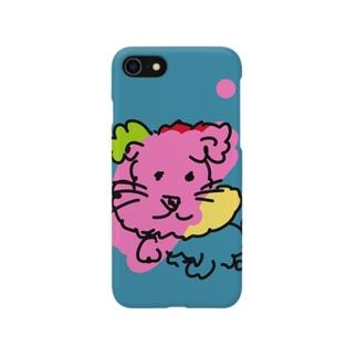 わんちゃケース Smartphone cases