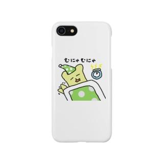 なぞいたちー眠りいたちー Smartphone cases