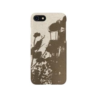 壁の影 Smartphone cases