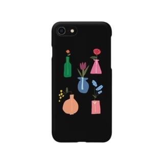 お花2 Smartphone cases