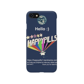 Happypills Smartphone cases