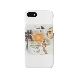 さよならサマー Smartphone cases