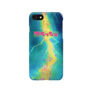 フラッシュ Smartphone cases
