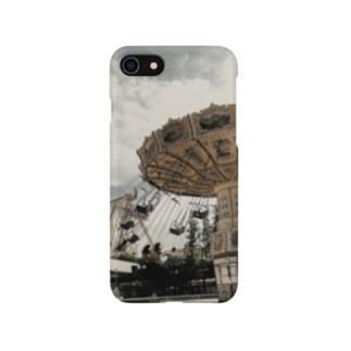 空中ブランコ Smartphone cases