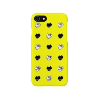 ベロベロバ(きいろ) Smartphone cases