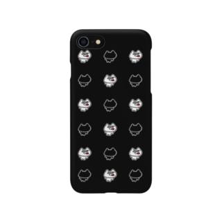 ベロベロバ(くろ) Smartphone cases