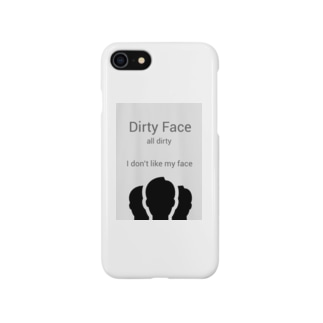 DirtyFace Smartphone cases