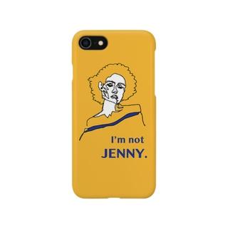 I'm not JENNY. Smartphone cases
