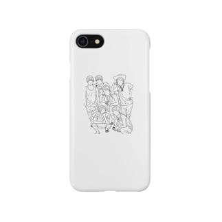 SixTONES Smartphone cases