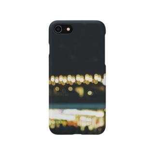 最寄り駅/近視 Smartphone cases