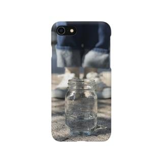 ガラス瓶 Smartphone cases