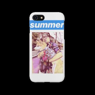 Kurumiのour summer Smartphone cases