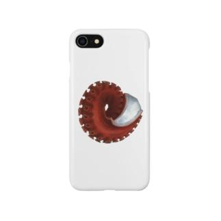 たこの足 Smartphone cases