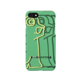 Dino -ダイノ- (Boomanities) Smartphone cases