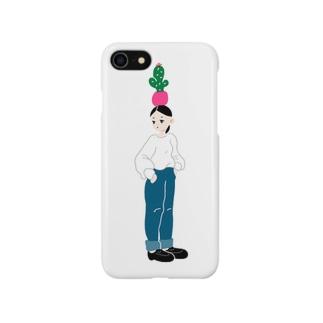 バランス Smartphone cases