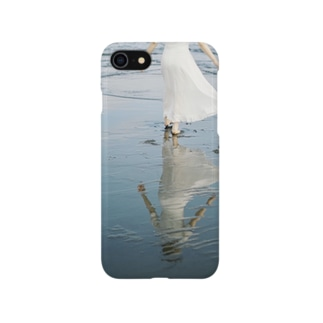 彼女と海 Smartphone cases
