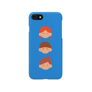 blue Smartphone cases
