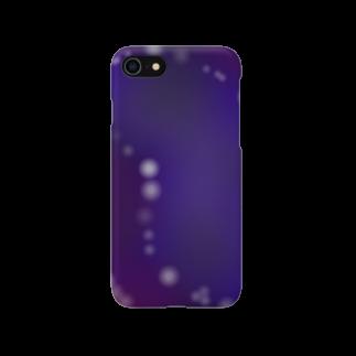 飴降らしの深々 Smartphone cases