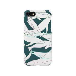 クジラ Smartphone cases
