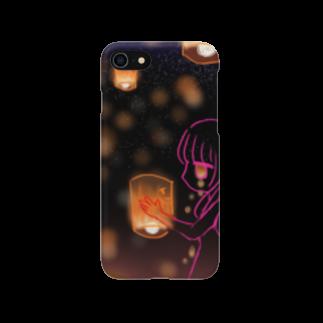 yumeochiの灯籠 Smartphone cases