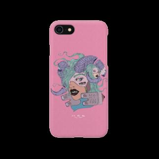 HELLL - ヘル - のnightmare Smartphone cases